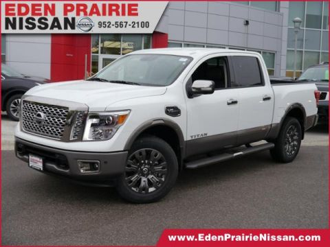 new nissan titan trucks for sale mn 2016 2017. Black Bedroom Furniture Sets. Home Design Ideas